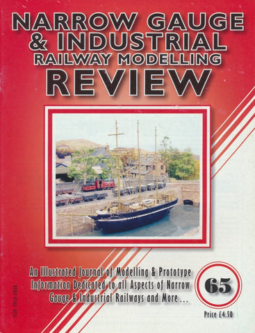 Narrow Gauge & Industrial Railway Modelling Review - Issue  65