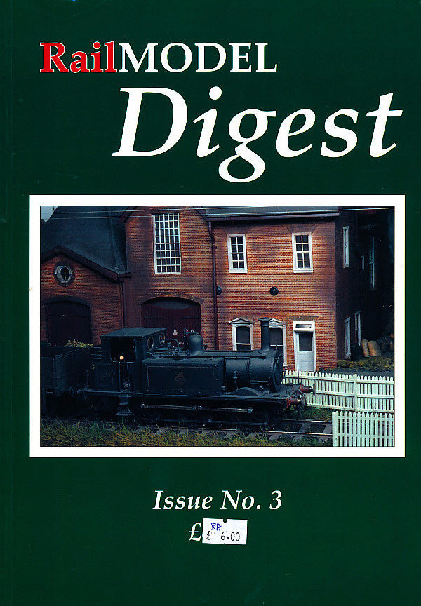 Rail Model Digest - Issue 3