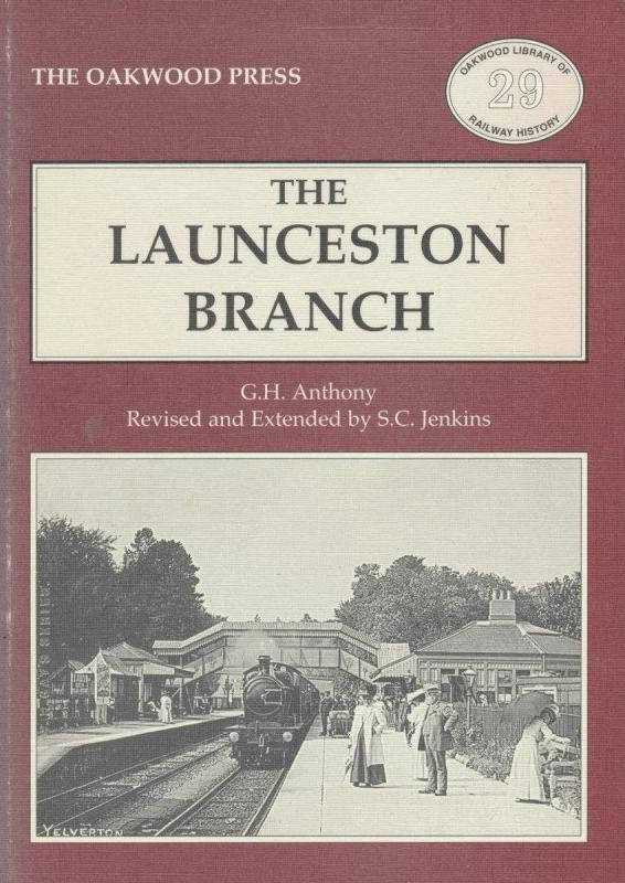 The Launceston Branch (OL 29)