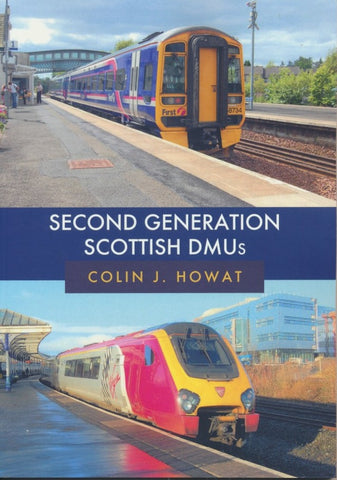 Second Generation Scottish DMUs