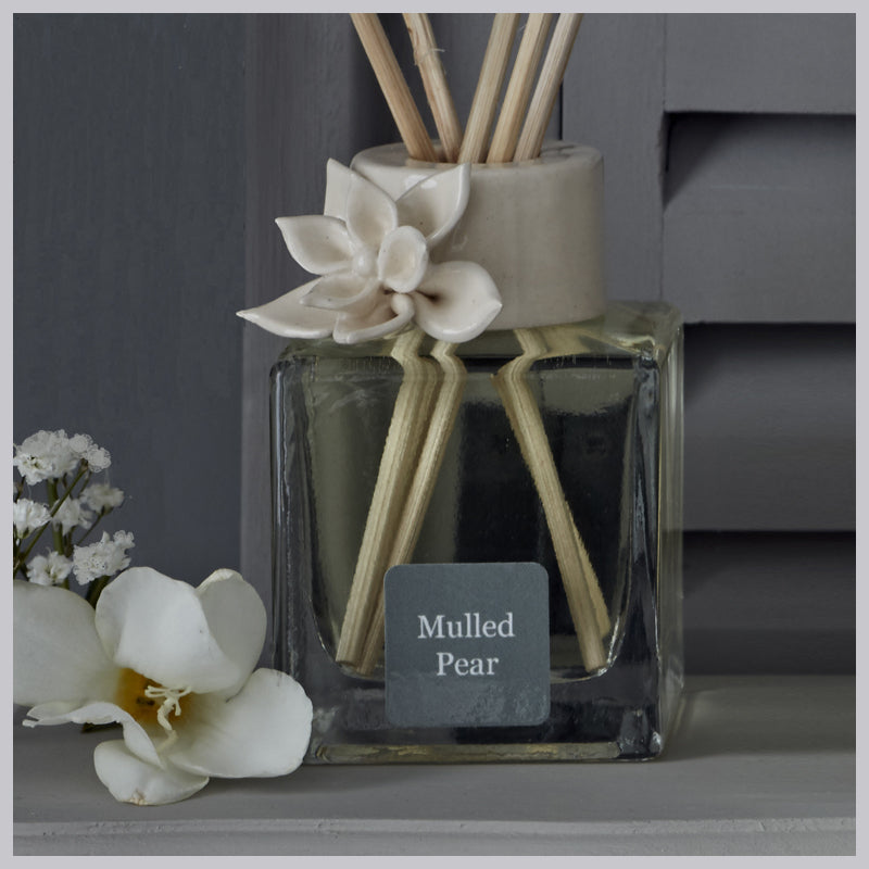 Mulled Pear and Spice Reed Diffuser