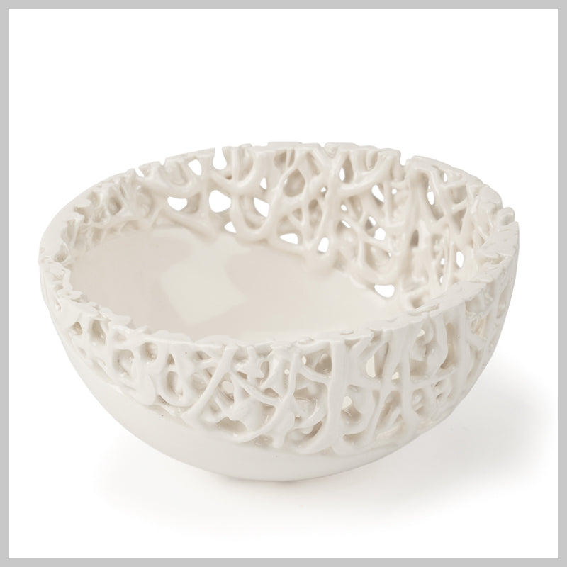 Tangled Fragment Small Decorative Bowl