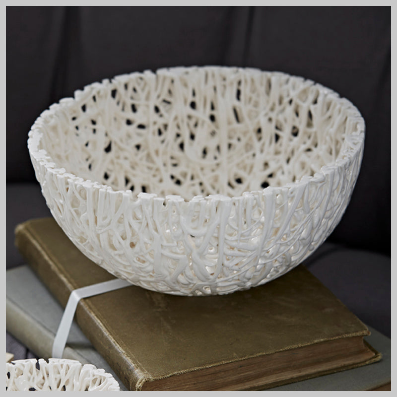 Tangled Web Medium Decorative Bowl