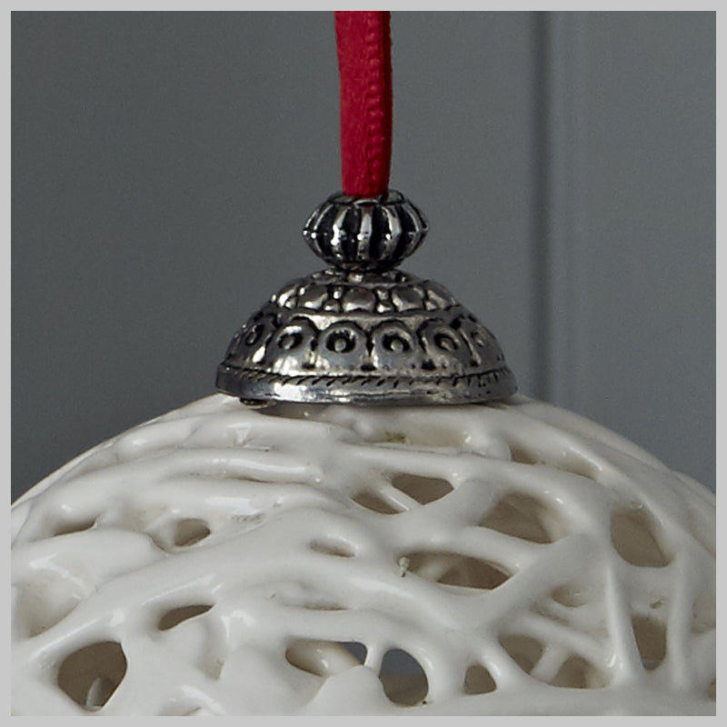 Tangled Web Bauble