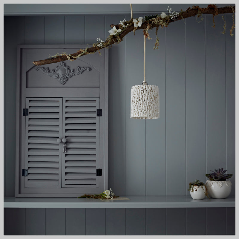 Tangled Web Small Pendant Light
