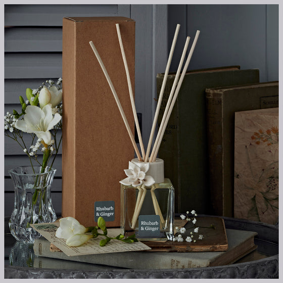 Rhubarb and Ginger Reed Diffuser