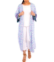 A casual Kimono Open Abaya Style that fits all styles and sizes