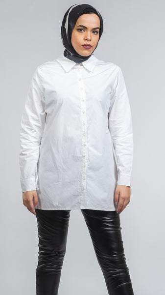 Everyday Chemise - White