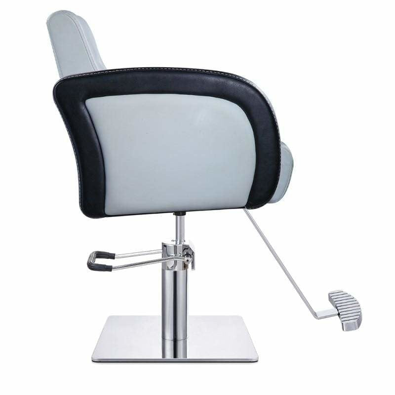 Anodic Styling Chair Black and White DIR - Styling Chairs