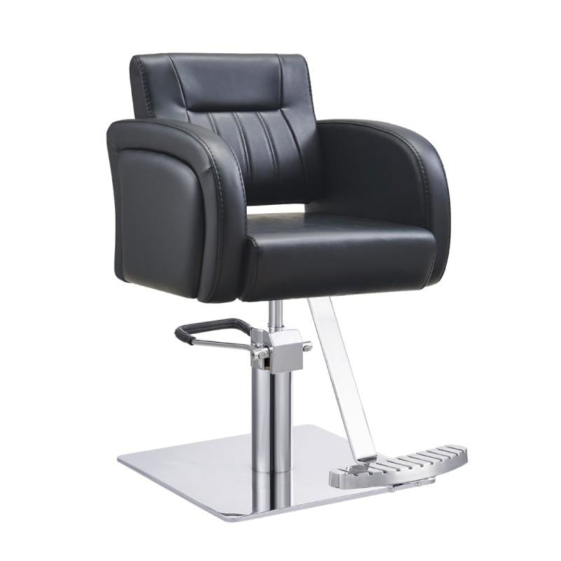 Anodic Styling Chair Black DIR - Styling Chairs