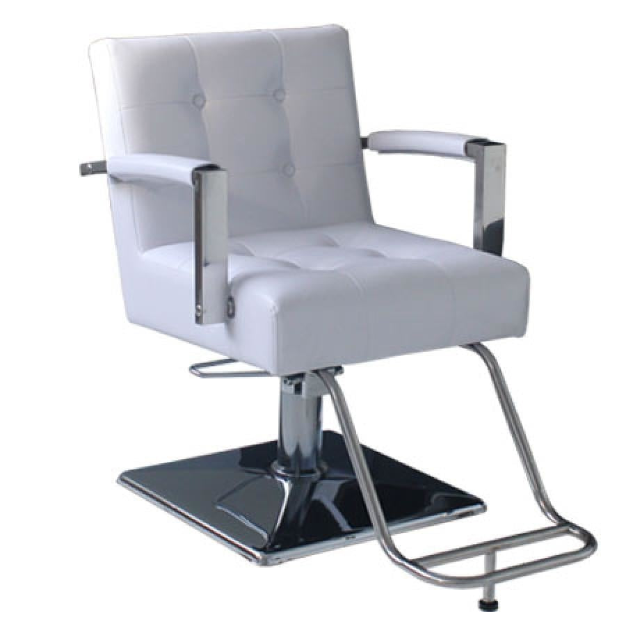 Ashley Styling Chair White Deco Salon - Styling Chairs