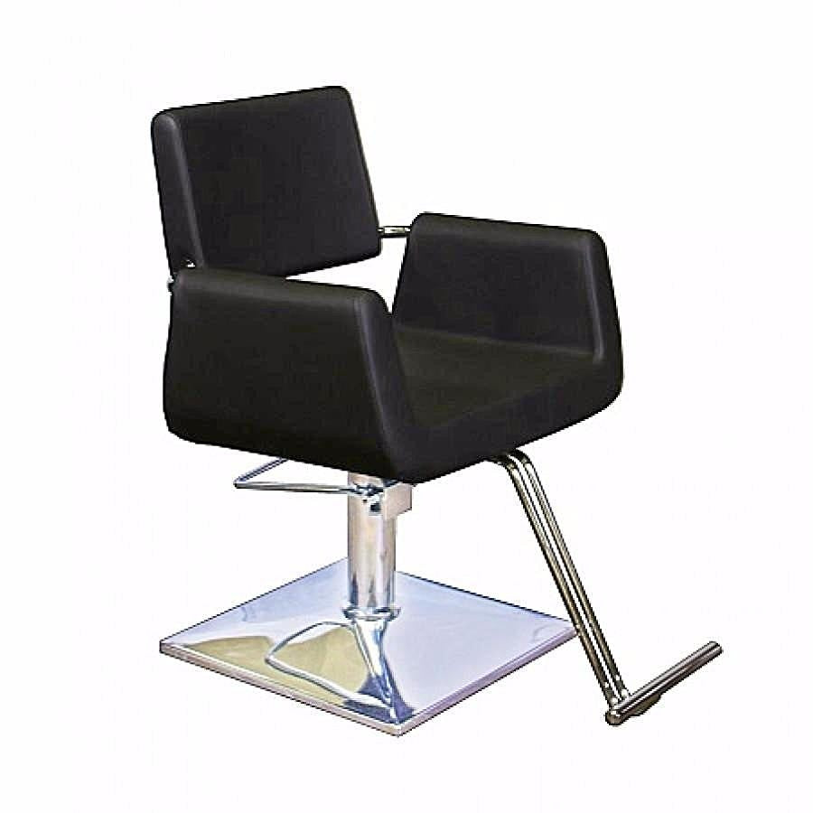 Beatrice Styling Chair Black Deco Salon - Styling Chairs