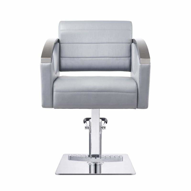 Bello Styling Chair Grey DIR - Styling Chairs