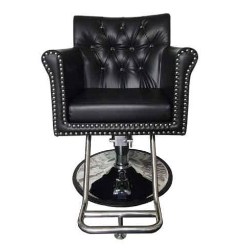 Cambridge Styling Chair Black Deco Salon - Styling Chairs