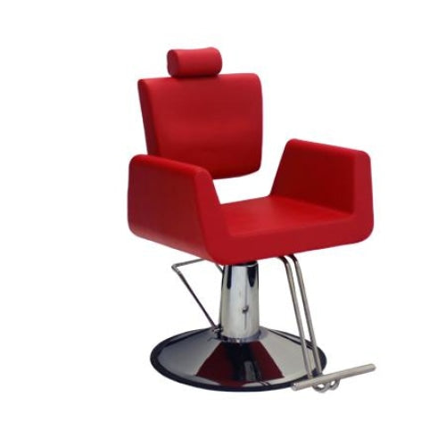 Charlotte All Purpose Chair Red Deco Salon - All Purpose Chairs