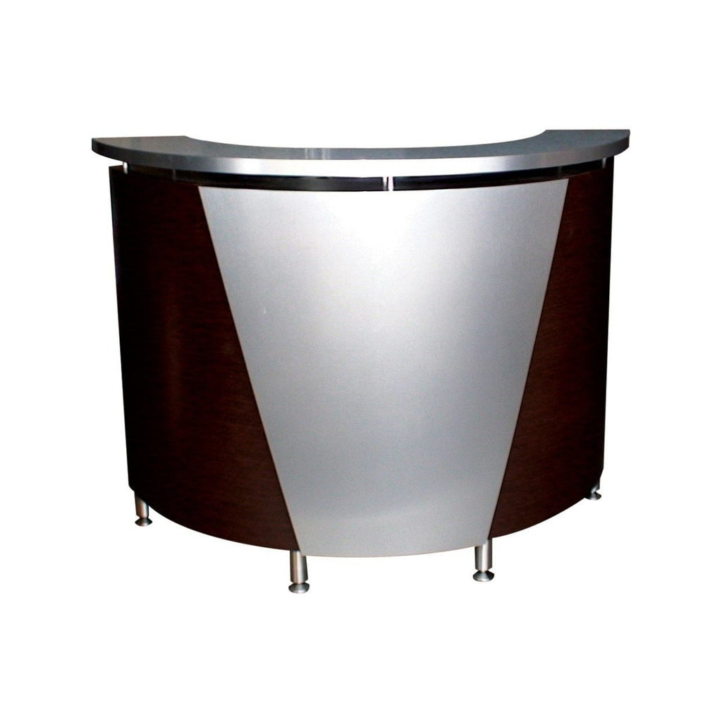 Curved Reception Desk 5031 Pibbs - Reception Desks
