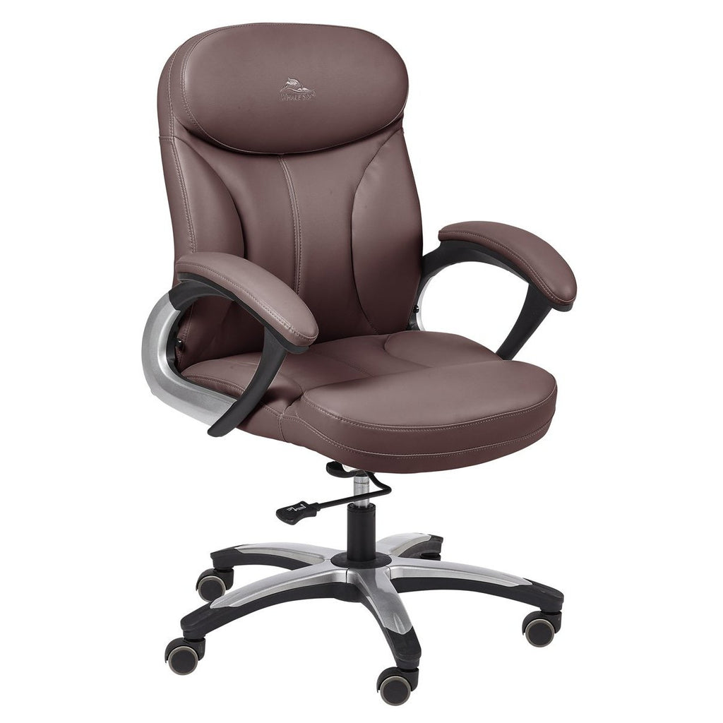 Customer Chair Diamond 3211 Whale Spa - Chocolate - Waiting Chairs