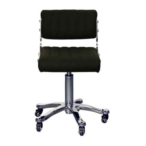 Ecco Kyoto Technician Stool Black Deco Salon - Stools