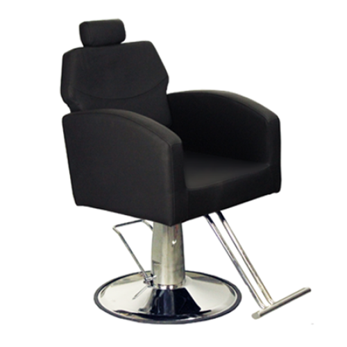 Ecco Suzette All Purpose Chair Black Deco Salon - All Purpose Chairs
