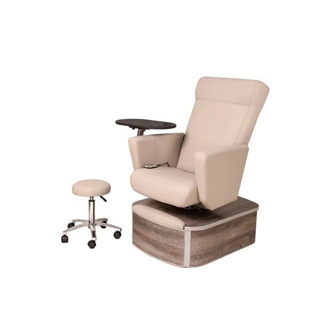 Element Pedicure Chair No Plumbing Belava - Pedicure Chairs