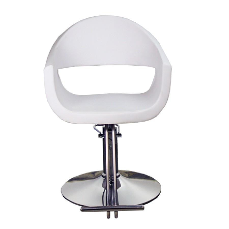 Elma Styling Chair White Deco Salon - Styling Chairs