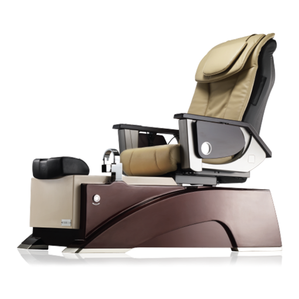 Episode LX-P Pedicure Spa Chair with Optional Ventilation J&A USA - Pedicure Chairs
