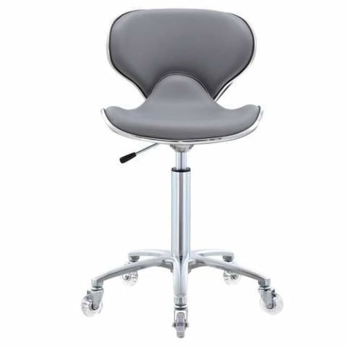 Esperto Salon Stool Grey DIR - Stools