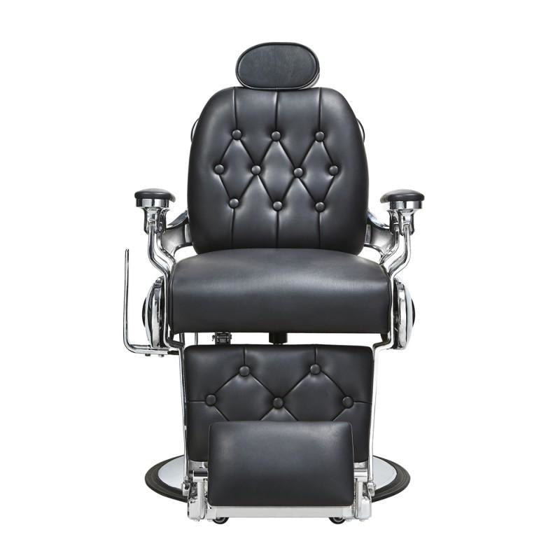 Excelsior Barber Chair Black DIR - Barber Chairs