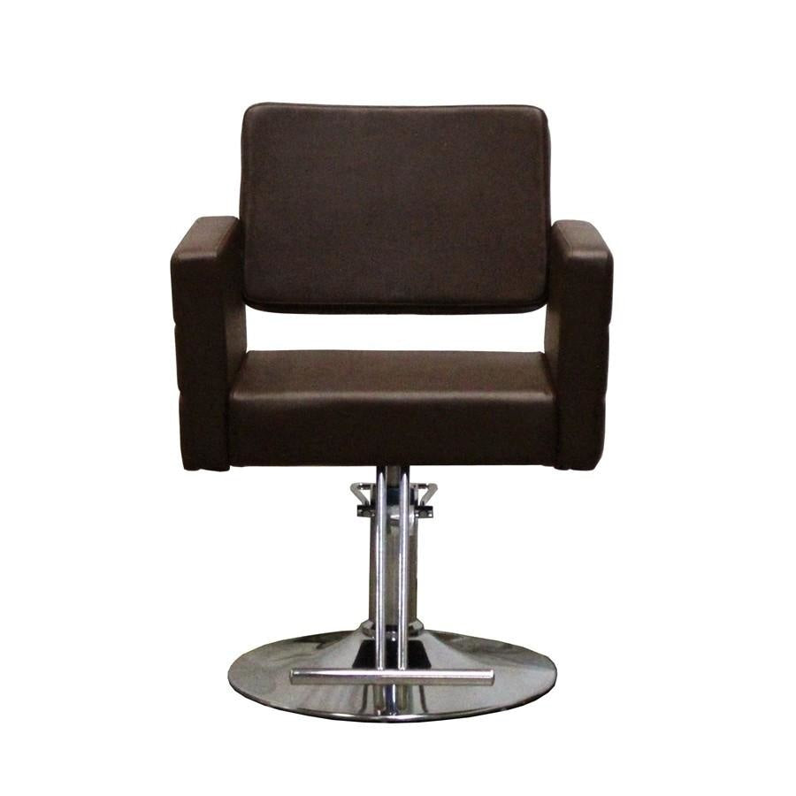 Fab Styling Chair Mocha Deco Salon - Styling Chairs