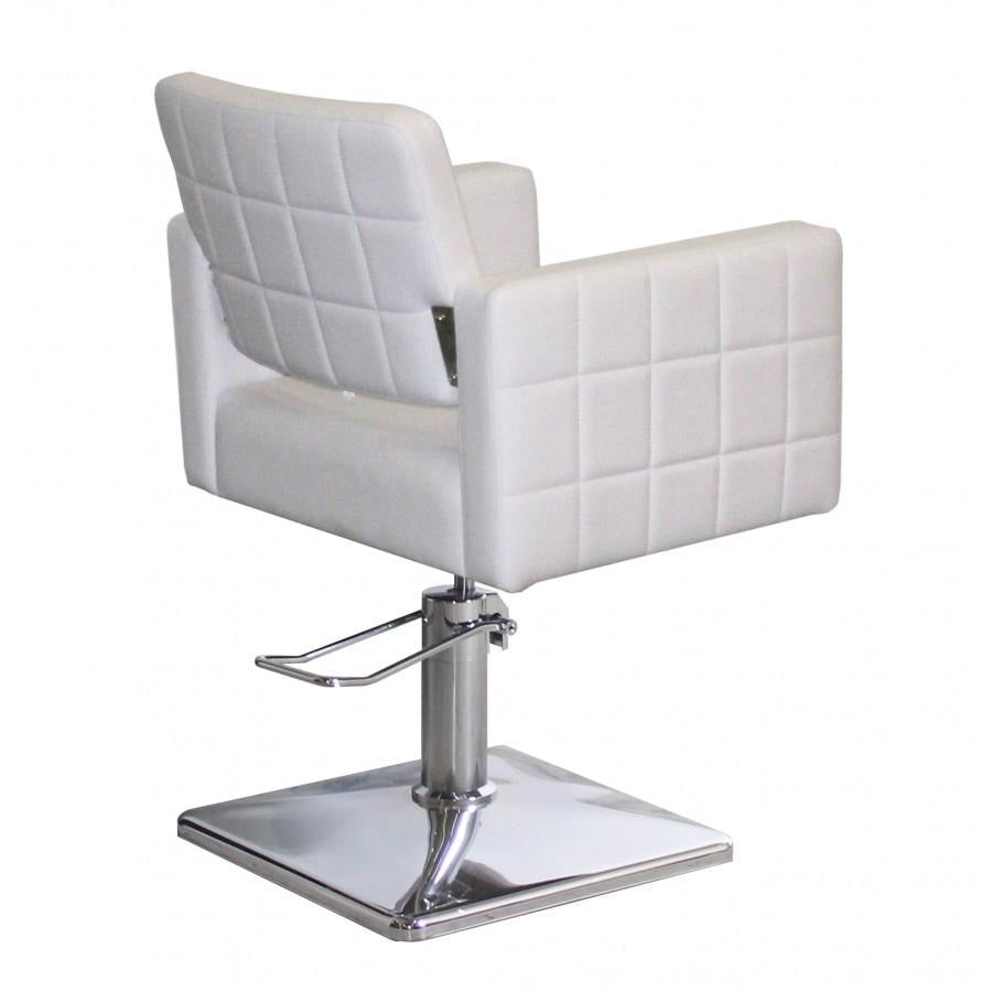 Fab Styling Chair White Deco Salon - Styling Chairs