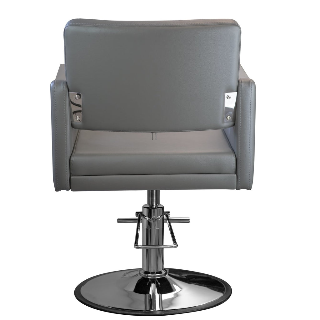 Fiore Styling Chair Gray Deco Salon - Styling Chairs