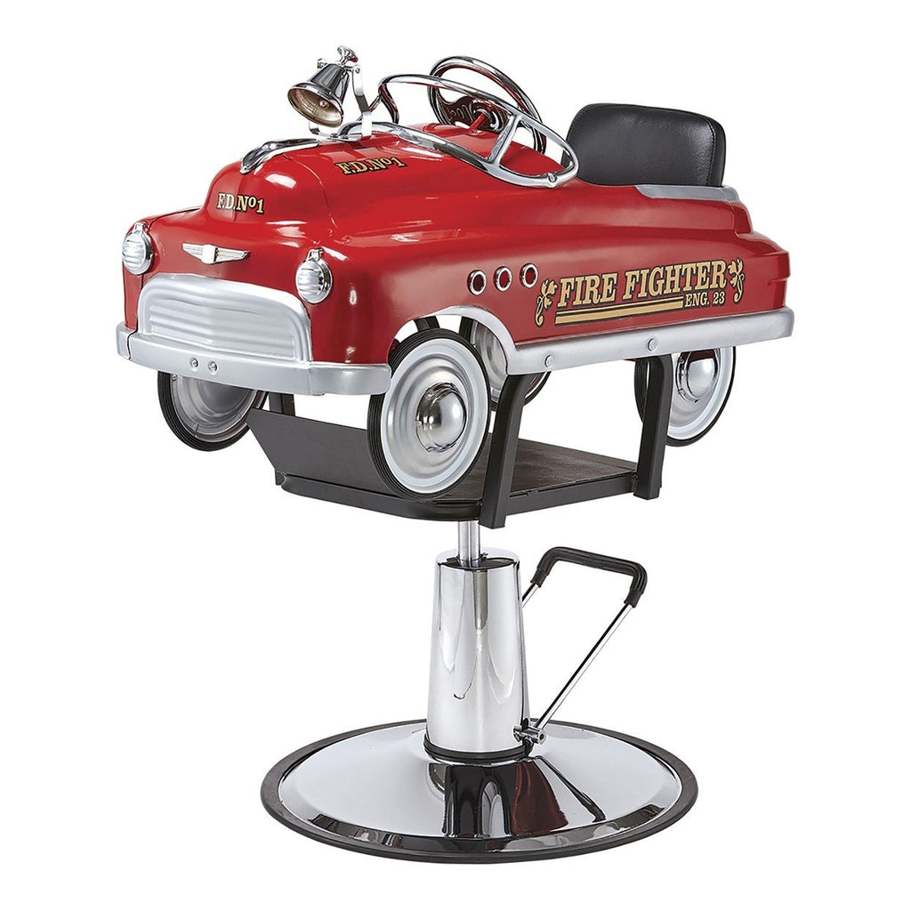 Fire Truck Styling Chair Pibbs - Styling Chairs