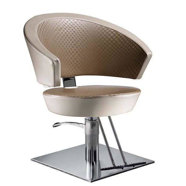 Flute Styling Chair Salon Ambience - Styling Chairs
