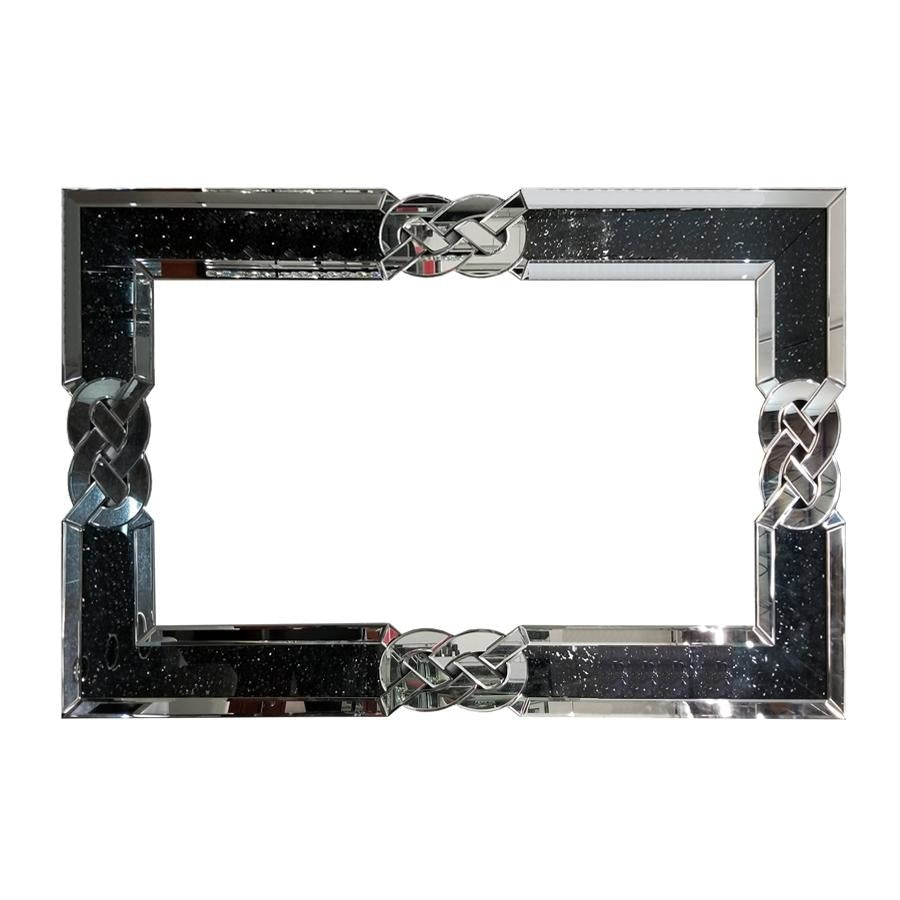 Gemini Wall Mount Mirror Deco Salon - Mirrors
