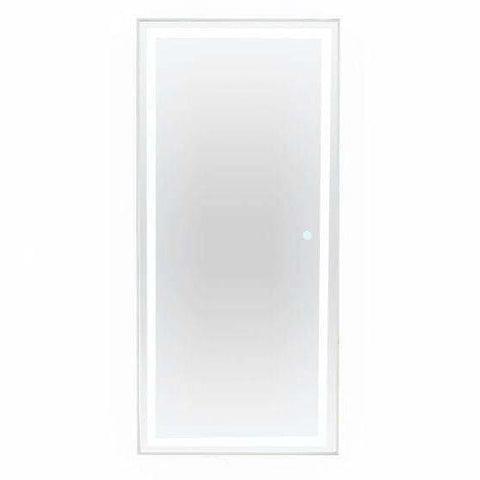 Deco Glo Double Sided LED Styling Station - White - Styling Stations