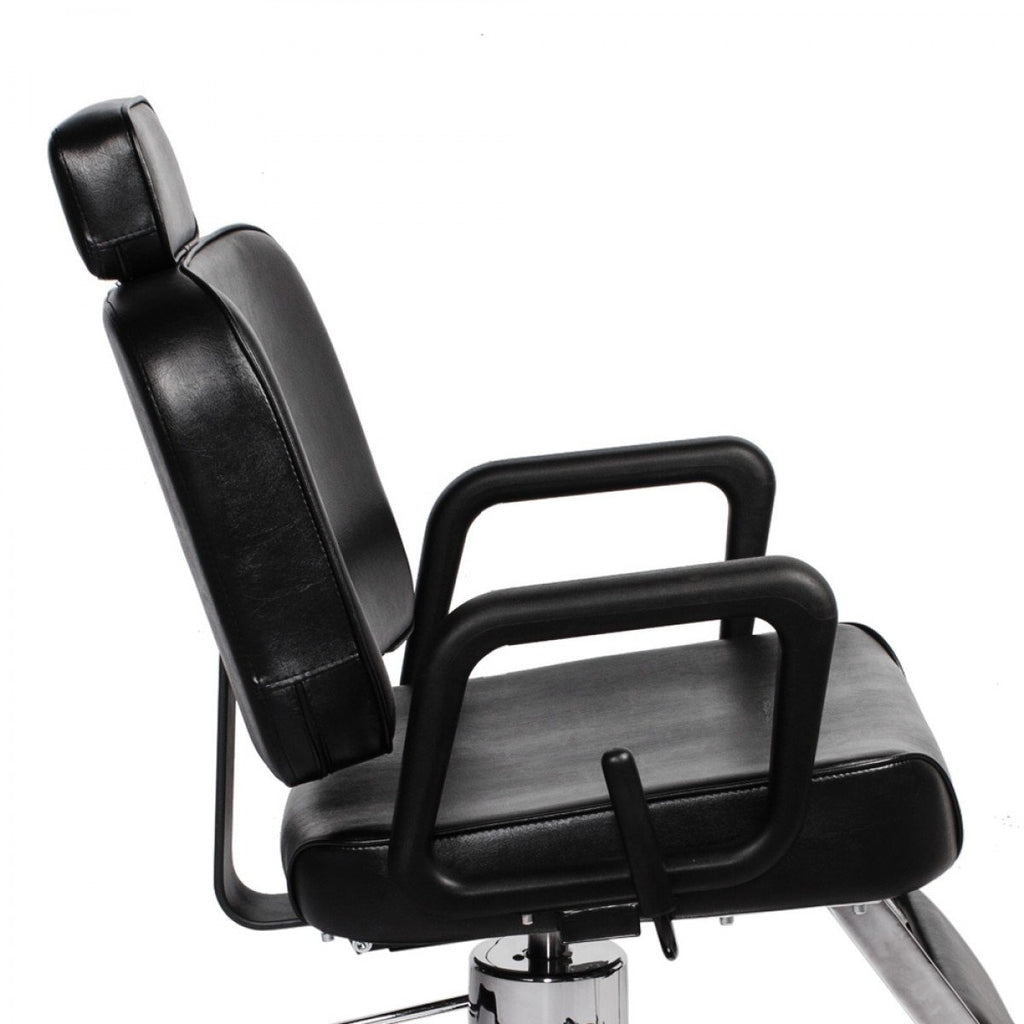 Hercules Barber Shop Chair AGS Beauty - Barber Chairs