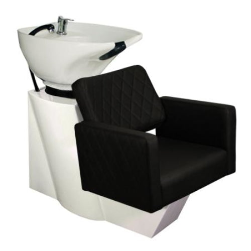 Le Beau Shampoo Chair Station BWW Deco Salon - Backwashes