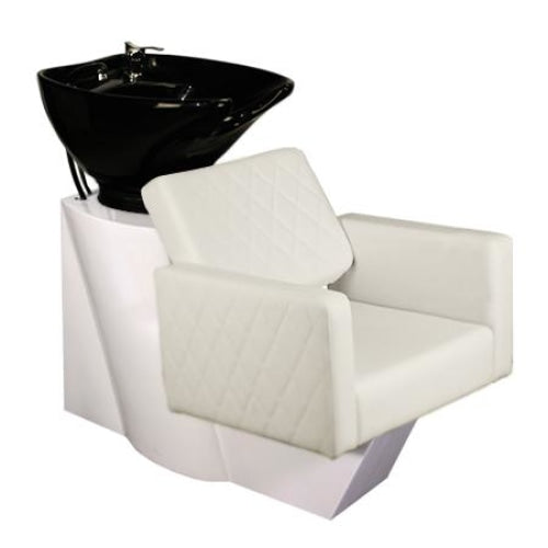 Le Beau Shampoo Chair Station WWB Deco Salon - Backwashes