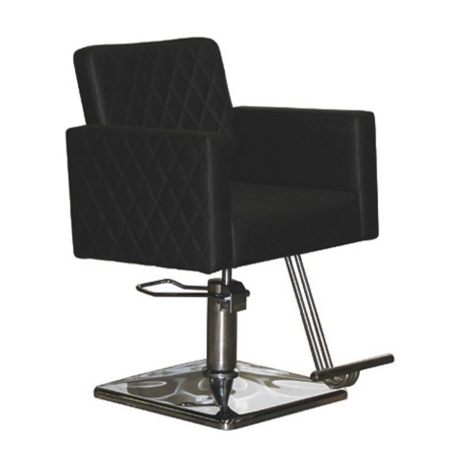 Le Beau Styling Chair Black Deco Salon - Styling Chairs