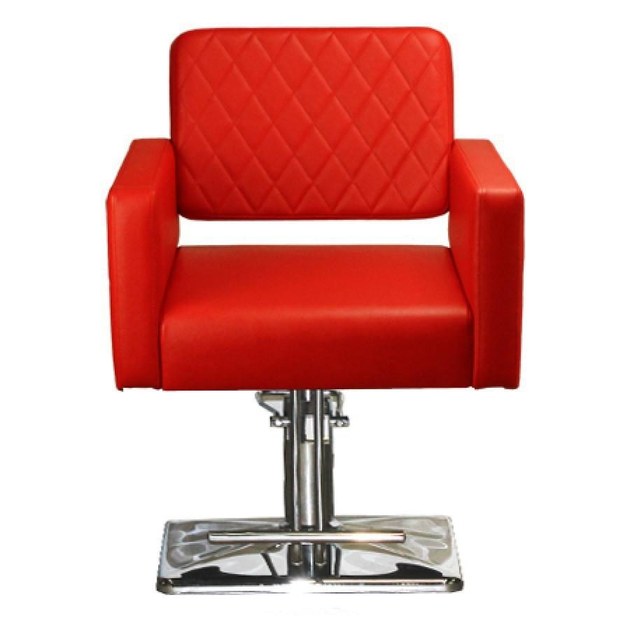 Le Beau Styling Chair Red Deco Salon - Styling Chairs