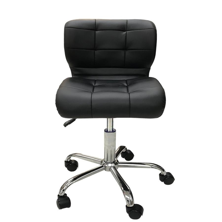 Linux Technician Stool Black Deco Salon - Stools