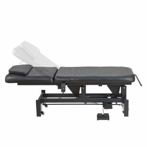 Mar Egeo Facial Beauty Bed Black DIR - Beauty Beds