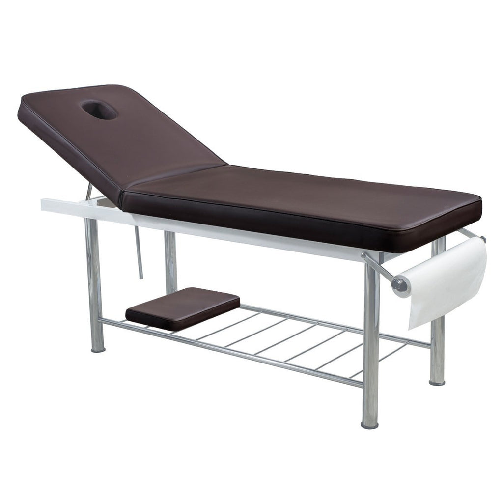 Massage Bed ZD-807 in Brown Whale Spa - Beauty Beds