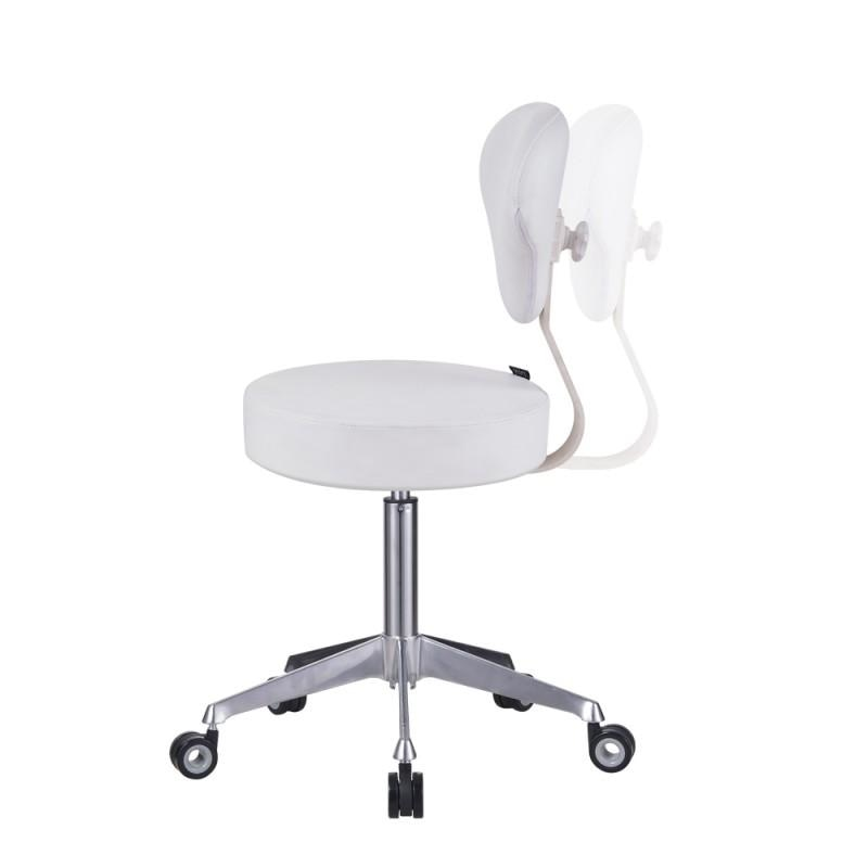 Medical Salon Stool White DIR - Stools