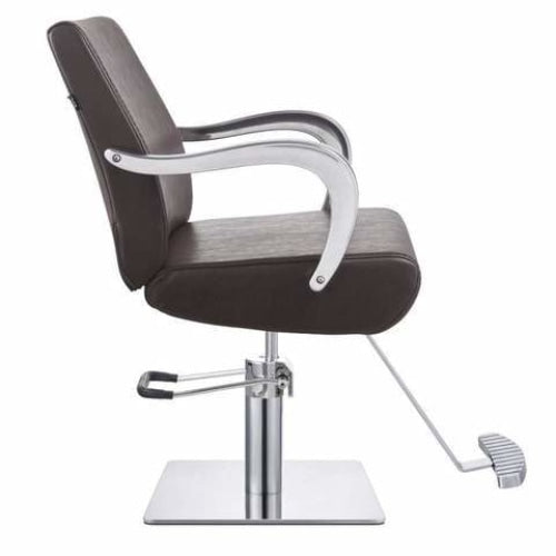 Meteor Styling Chair Brown DIR - Styling Chairs