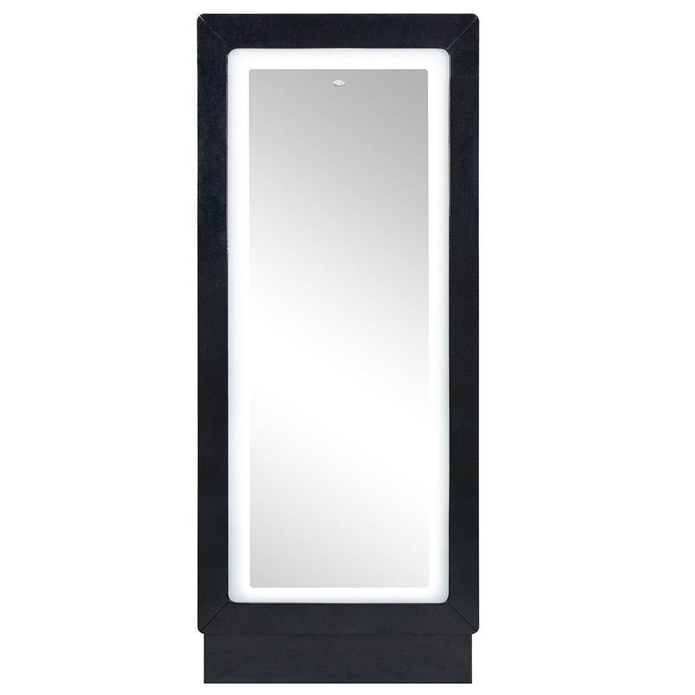 Monarch LED Lighting Styling Station Black - Styling Stations