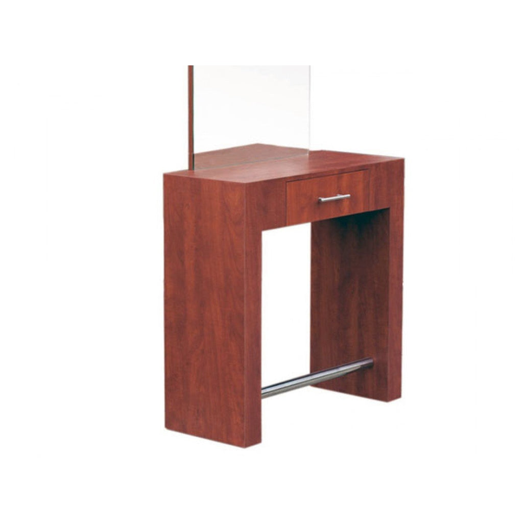 Moucha Single Sided Styling Station Wild Cherry AGS Beauty - Styling Stations