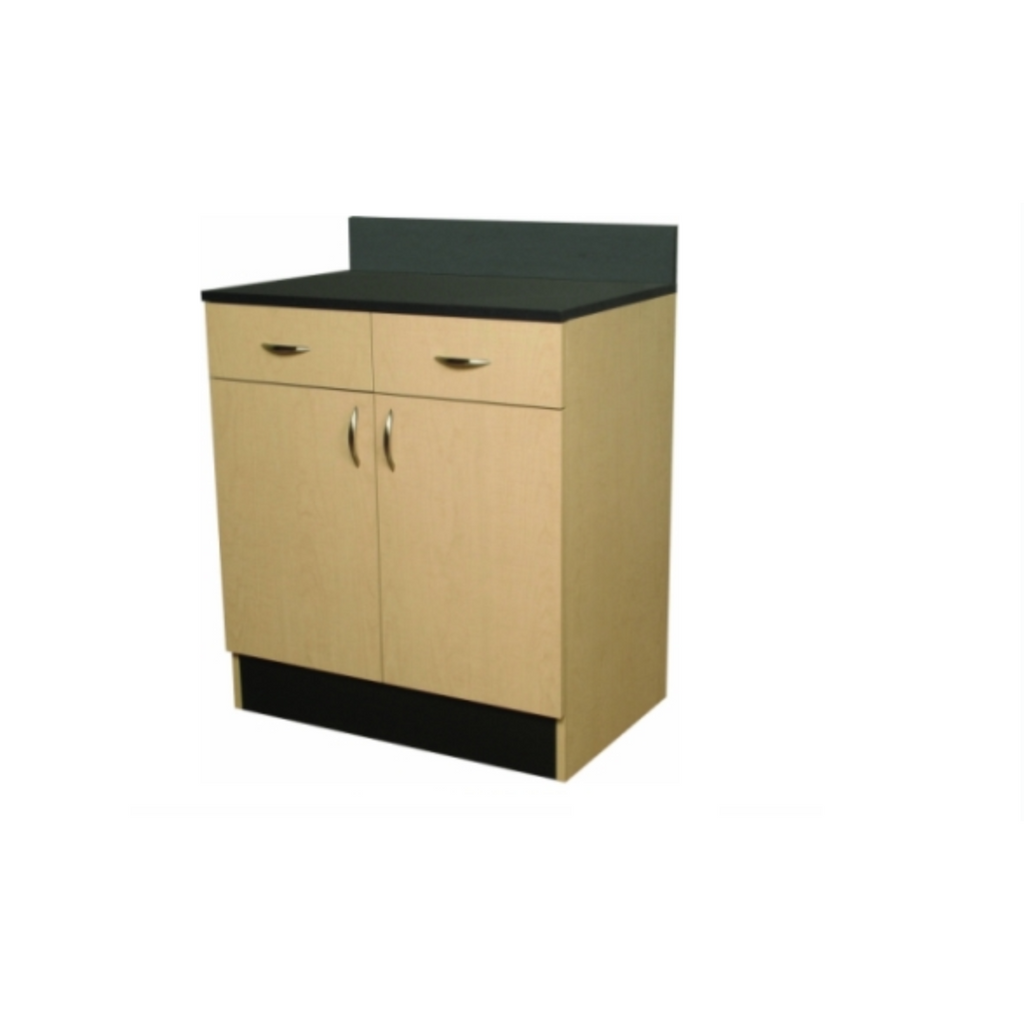 Jeffco Organizer Base Cabinets 32 - Wet Stations