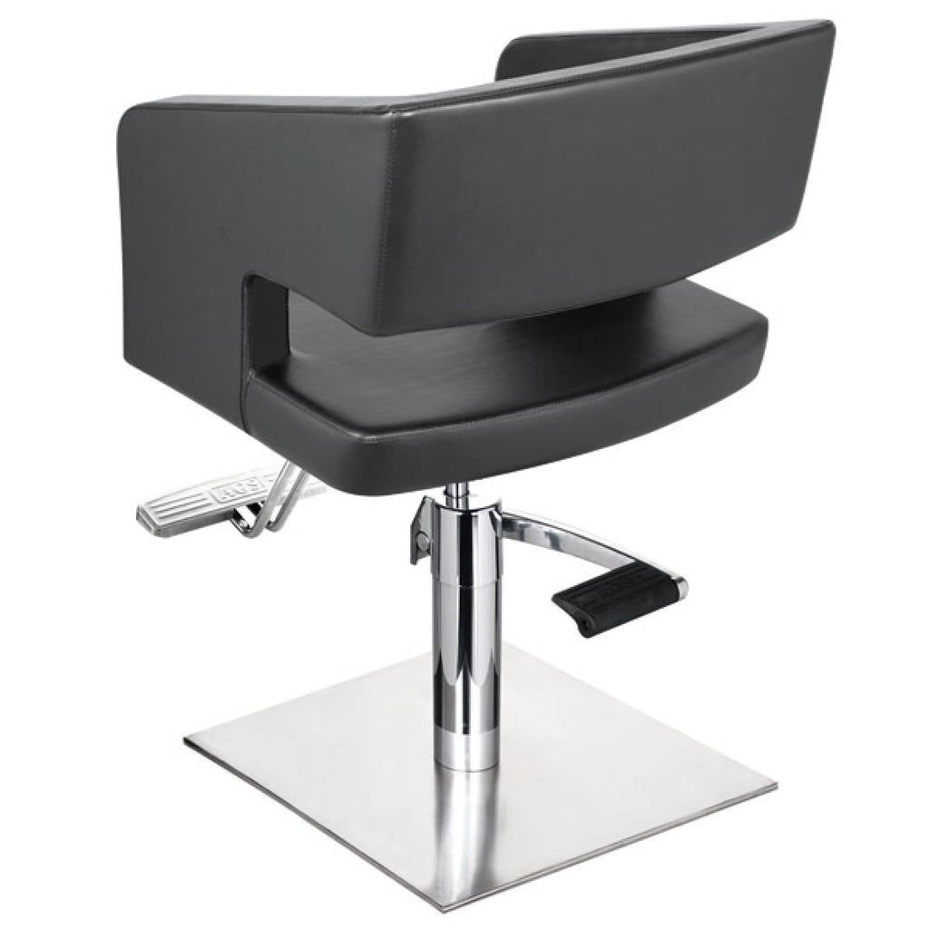 Picasso Salon Chair AGS Beauty - Styling Chairs