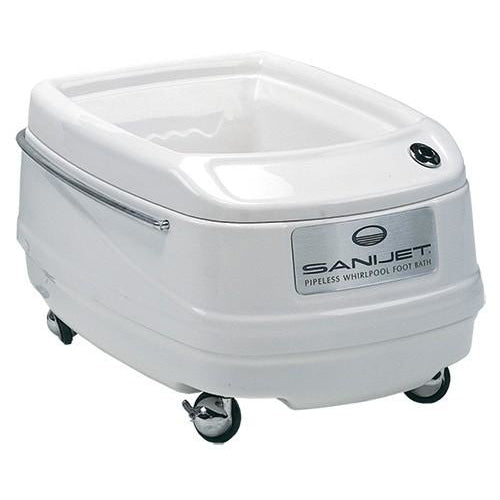 SaniJet Pipeless Foot Bath Living Earth Crafts - Portable Units